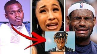 Celebrities React To Juice WRLD Tragic Death...