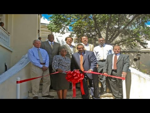 viNGN - The Opening of ConnectSpace.VI office in St. Croix