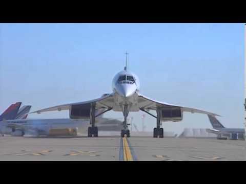 Hommage au Concorde