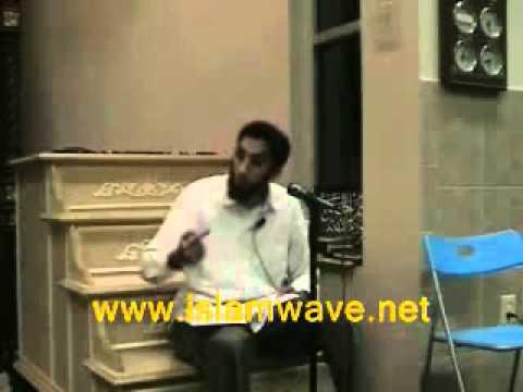 Nouman Ali Khan- Conflict Resolution