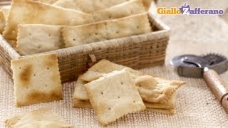 Saltine crackers - recipe