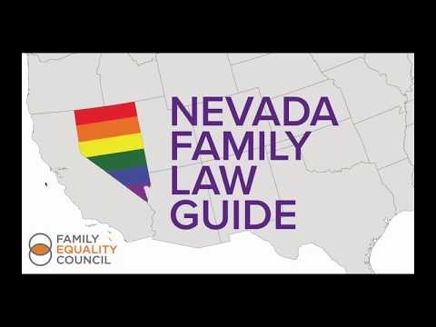 LGBTQ Family Law in Nevada: An Introduction