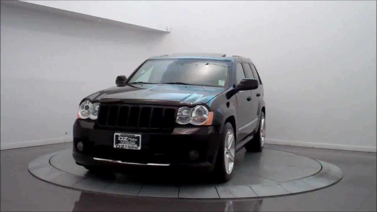 2008 jeep grand cherokee srt8 performance youtube. Black Bedroom Furniture Sets. Home Design Ideas