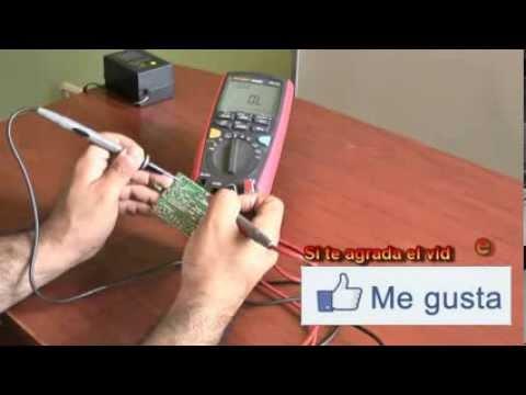 Aprendiendo a medir Continuidad con un Multimetro Digital