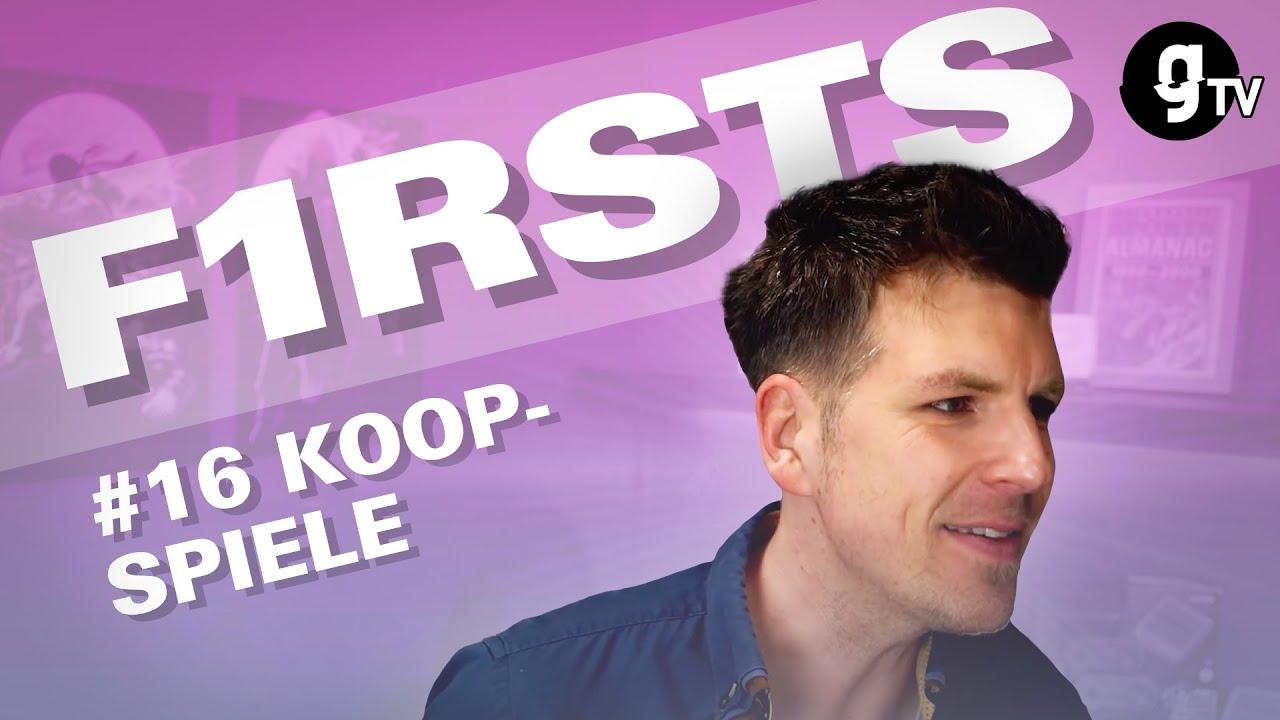 Download Gemeinsam stark: Die Geschichte der Koop-Spiele   FIRSTS #16 mit David Hain   gTV
