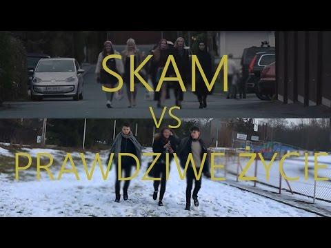 SERIAL SKAM VS. PRAWDZIWE ŻYCIE | Parodia!