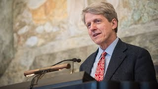 "Prof. Robert J. Shiller: ""Phishing for Phools - The Economics of Manipulation and Deception"""