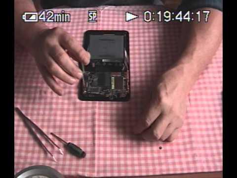 Oprava napájecího konektoru mobilu