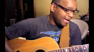 I Look To You - R. Kelly, Whitney Houston PapaLee acoustic cover