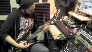 Cryptopsy Worship Your Demons Chris Donaldson.mov