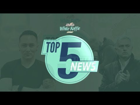 Top 5 News: Demian Minta Maaf, Data dan Fakta MU Vs Arsenal - 동영상