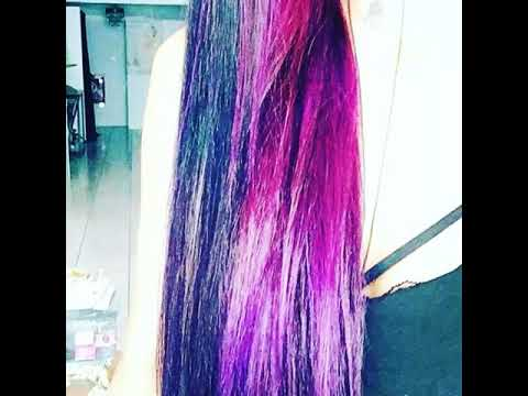 Trend color hair