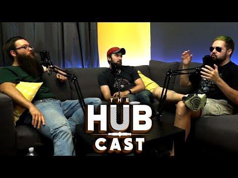 Randy Johnson | The Hub Cast Episode 27 Ft. Artist Joe