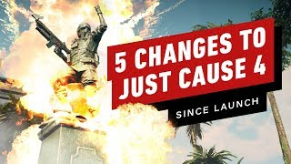 5 Changes to Just Cause 4 Since Launch