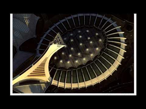 The Montreal Olympics Stadium