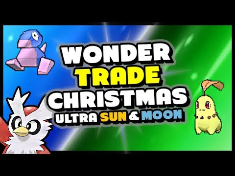 Where is the wonder trade option sun and moon