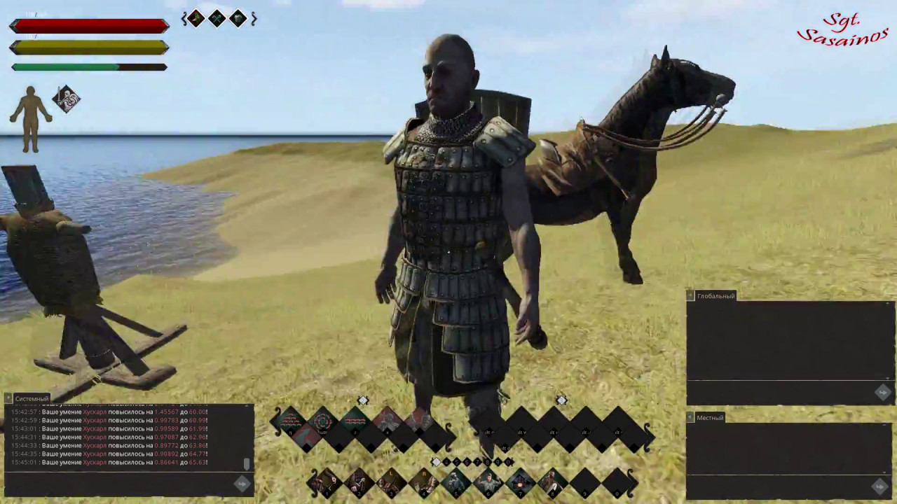 Life is feudal mmo мечник life is feudal your own глина где взять