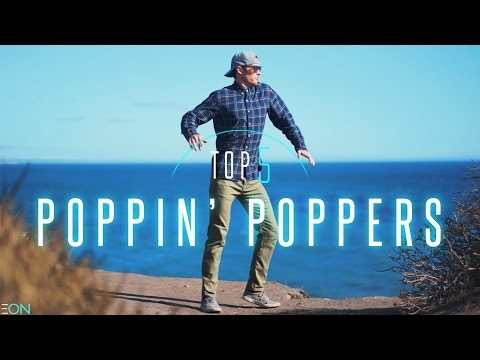 Top 5: Poppin' Poppers | Best Dance Videos