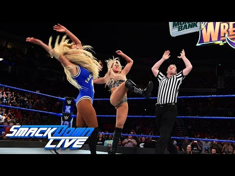 Carmella again tries to cash in her Money in the Bank contract: SmackDown LIVE, April 3, 2018