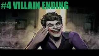 BATMAN THE ENEMY WITHIN EPISODE 4 WHAT AILS YOU VILLAIN ENDING!!!