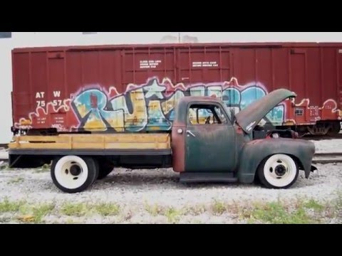 1950 Chevy 6400 Flat Bed -Sold