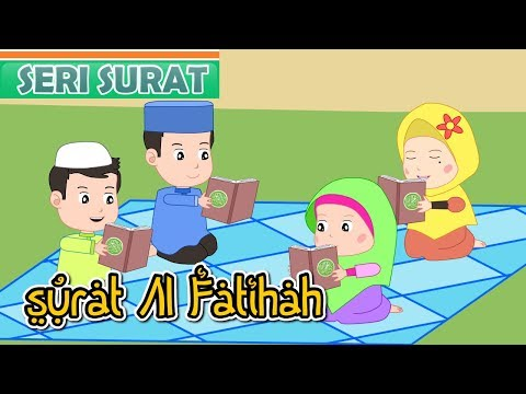 Surat Al Fatihah Doa Merdu Sekali Anak Islam Bersama Jamal Laeli