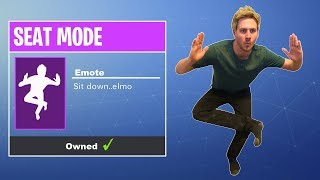 CREATING OUR OWN FORTNITE EMOTES! Battle Royale Live!