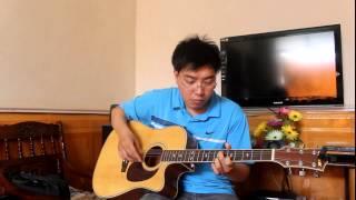 Hoyar Hiếu figerstyle (GPT guitar school)