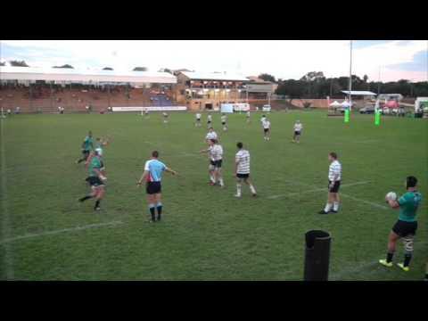 Menlopark vs Stellenberg 2016 Rugby
