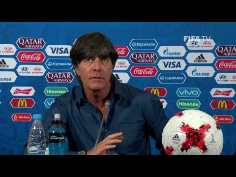 GER v. CHI - Joachim LÖW - Germany Post-Match Press Conference