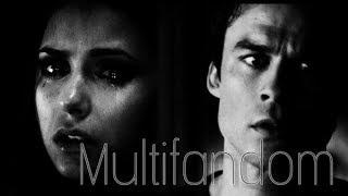 Multifandom- Шепот в темноте