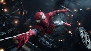 """Человек паук не смог спасти Гвен Стейси - """"Человек-Паук: Высокое напряжение"""" отрывок из фильма"""