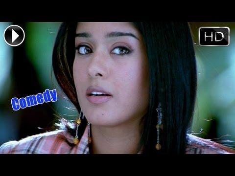 AthidiMovie Scenes-Mahesh Babu, Sunil & Amrita Rao Cigarette Lighting Scene