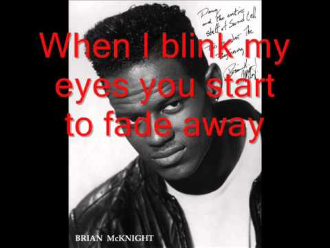 Brian Mcknight - is this the way love goes karaoke/instrumental