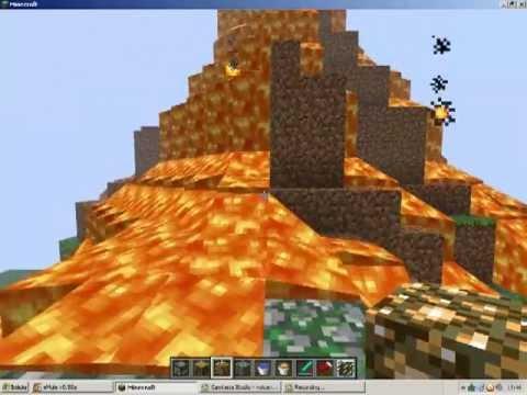 La casa mas grande del mundo 3 hacemos un volcan con una for La casa mas grande del mundo