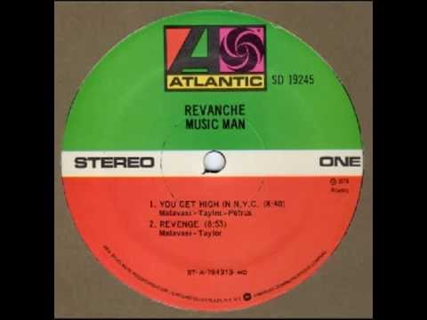 Revanche - Music Man 1979 Complete LP