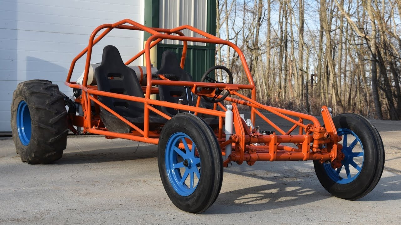 Restoring a VW Sand Rail