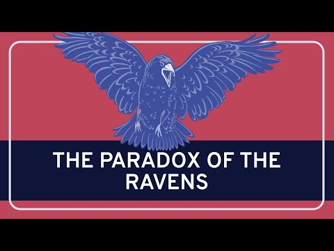 PHILOSOPHY - Epistemology: The Paradox of the Ravens [HD]