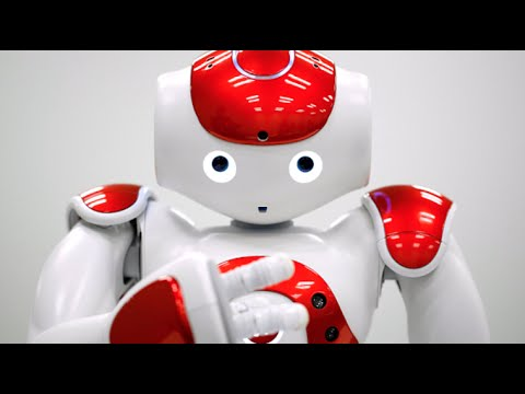 Nao Robot Could Be Your Next Bank Teller (VIDEO)