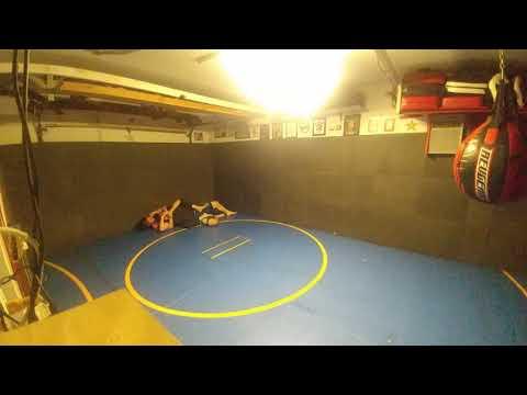 Light BJJ rolling | jujitsu | Martial arts