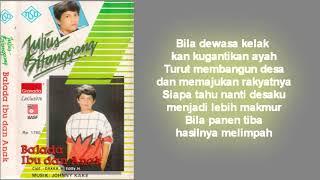 Julius Sitanggang - Cita cita Anak Petani (Lirik)