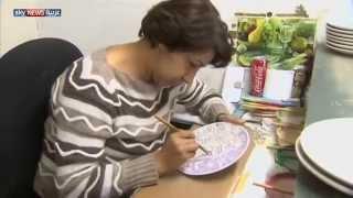 ورشة خزف بالقدس تعرض منتجاتها منذ 100 عام