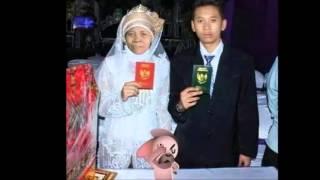 anak 18 tahun nikahi nenek