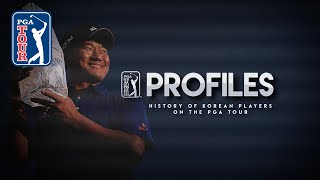 History of Korean Golfers on the PGA TOUR
