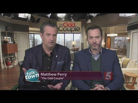 """""""The Odd Couple"""" Season 2 Preview"""