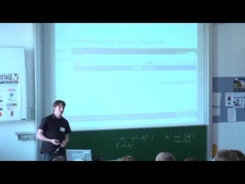 Open Source Virtualisierung mit oVirt