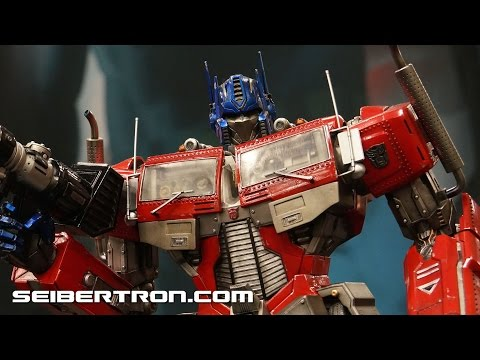 Prime 1 Studio Optimus Prime on display at SDCC 2016