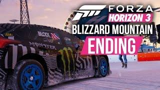 Forza Horizon 3 Blizzard Mountain ENDING - KINGMAKER Gameplay Walkthrough Part 8