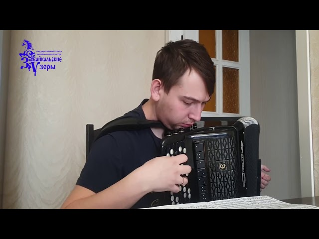 Смолин Вячеслав — Мастер-класс. «Танец с саблями» (А. Хачатурян)