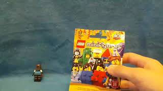 LEGO Minifigures - Series 18 pack opening! (15/7/2018)